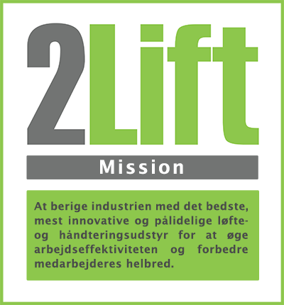 2Lifts mission
